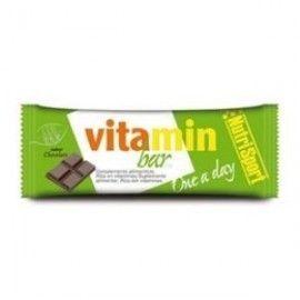 NUTRISPORT BARRITA VITAMIN CHOCOLATE