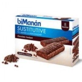 BIMANAN BARRITAS CHOCOLATE FONDANT 8UD.