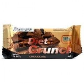 JUST AID DIET CRUNCH CHOCOLATE 32BARRITAS