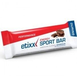 ETIXX ETIXX ENERGY BAR SABOR CHOCOLATE 12BARRITAS