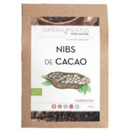 WISE NATURE CACAO NIBS SUPERALIMENTO 200GR