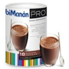 BIMANAN BMN PRO BATIDO sabor chocolate 6sbrs