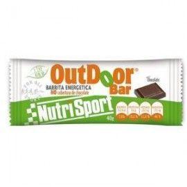 NUTRISPORT BARRITA ENERG. OUTDOOR chocolate S/C