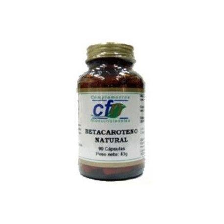 CFN BETACAROTENO NATURAL 90 CÁPSULAS
