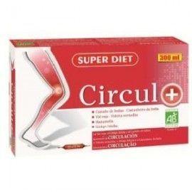 SUPER DIET CIRCUL CIRCULACION BIO 20 AMPOLLAS