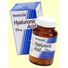 ACIDO HIALURONICO 55MG HEALTH AID 30 COMPRIMIDOS