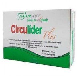NATURLIDER CIRCULIDER 20 VIALES