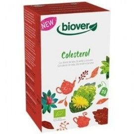 BIOVER COLESTEROL INFUSION 20 SOBRES