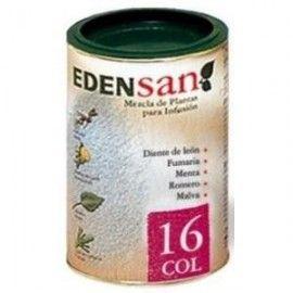 DIETISA EDENSAN 16 COL COLESTER.INFUSION 20 UN
