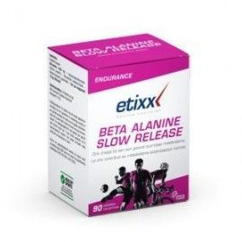 ETIXX ETIXX BETA ALANINE SLOW RELEASE 90 COMPRIMIDOS