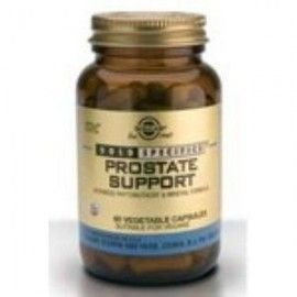 SOLGAR GS PROSTATE SUPPORT 60 VEGICAPS