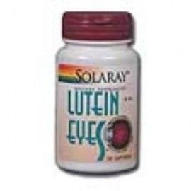 SOLARAY LUTEIN EYES 18MG. 30 CÁPSULAS