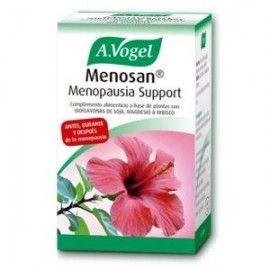 BIOFORCE MENOSAN MENOPAUSIA SUPPORT 60 COMPRIMIDOS