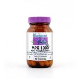 BLUEBONNET MPX 1000 PROSTATE SUPPORT 60 CÁPSULAS