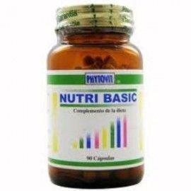 PHYTOVIT NUTRI BASIC (CITRATOS) CONCENTRADO EN POLVO 200GR