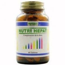 PHYTOVIT NUTRI HEPAT 60 COMPRIMIDOS