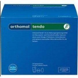 ORTHOMOL TENDO GRANULADO Y CÁPSULAS 30 SOBRES