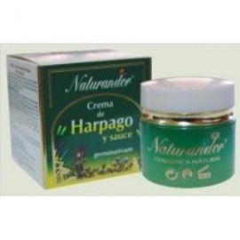 FLEURYMER CREMA DE HARPAGO Y SAUCE 50ML NATURANDOR