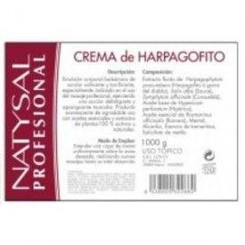 NATYSAL CREMA HARPAGOFITO 1KG.PROFESIONAL