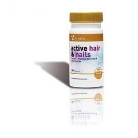 PLANNATUR ACTIVE HAIR & NAILS 60 PERLAS