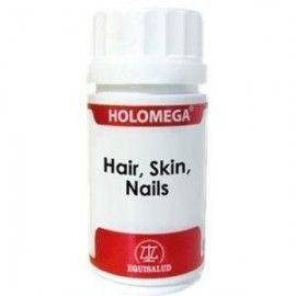 EQUISALUD HOLOMEGA HAIR SKIN AND NAILS 180 CÁPSULAS