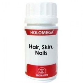 EQUISALUD HOLOMEGA HAIR SKIN AND NAILS 180 CÁPSULAS
