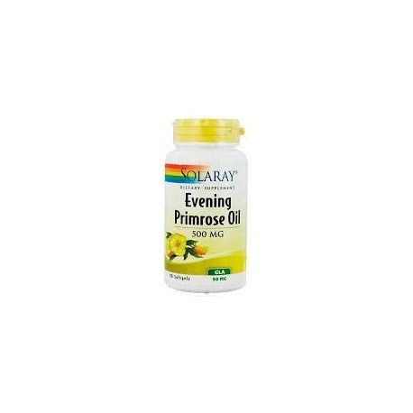 EVENING PRIMROSE OIL SOLARAY 90 PERLAS