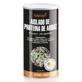 ACTIVE FOODS AISLADO DE PROTEINA DE ARROZ polvo 500gr.