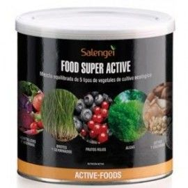 ACTIVE FOODS FOOD SUPER ACTIVE polvo 250gr.