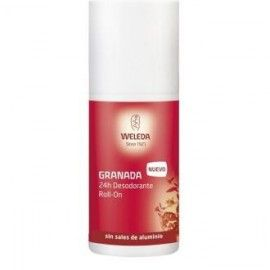 WELEDA DESODORANTE GRANADA ROLL ON 50ML