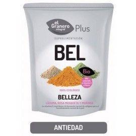 BEL BELLEZA LUCUMA ROSA MOSQUETA Y MORINGA GRANERO INTEGRAL 200 GR