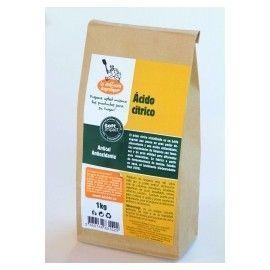 Ecodis Acido cítrico 1Kg