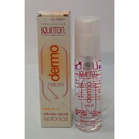 DERMO NATURESPRAY QUINTON 20 ML