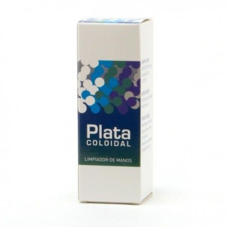 PLATA COLOIDAL 5 PPM ARGENCOL EQUISALUD 100 ML