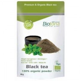 BLACK TEA ECO 90gr.