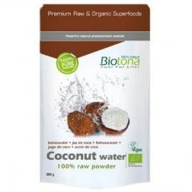 COCONUT WATER coco 200gr. BIO