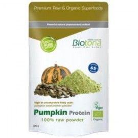 PUMPKIN PROTEIN RAW proteina de calabaza 300gr BIO