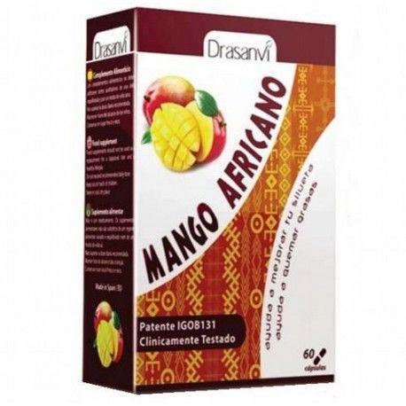 MANGO AFRICANO DRASANVI 60 CÁPSULAS