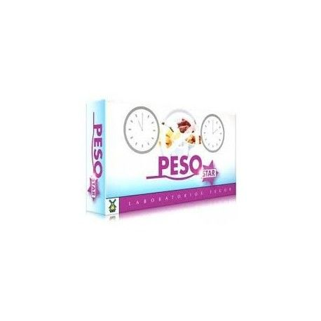 PESO STAR TEGOR 40 CÁPSULAS