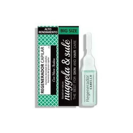 NUGGELA & SULE ampollas anticaida 35ud