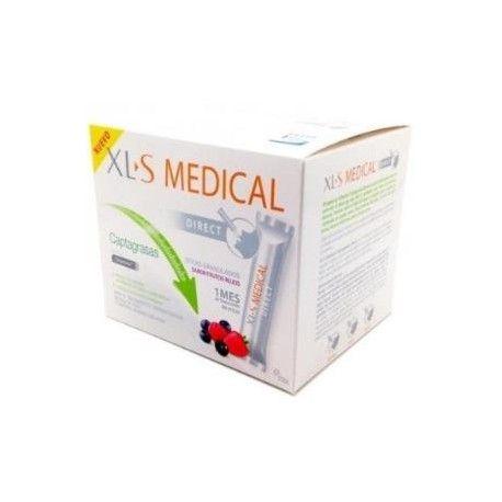XLS MEDICAL carboblocker IIB 60comp