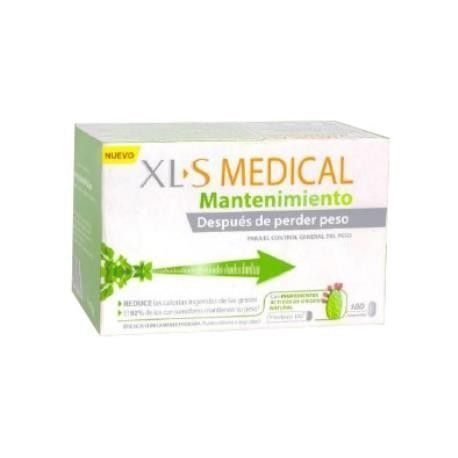 XLS MEDICAL kilos y centimetros 30comp.