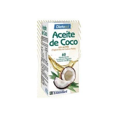 ACEITE DE COCO 60perlas