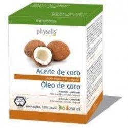 PHYSALIS ACEITE DE COCO BIO 250ml.