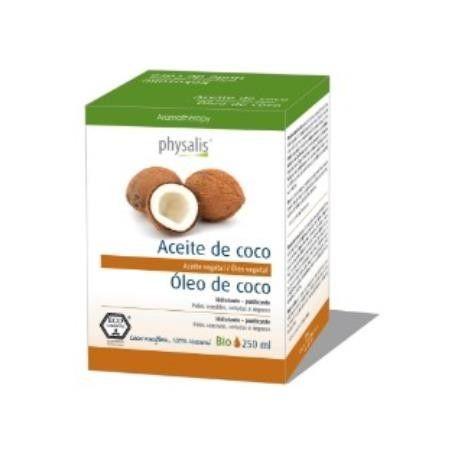 ACEITE DE COCO 250ml. BIO