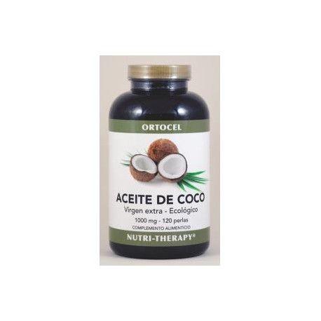 ACEITE DE COCO 1000mg. 120perlas BIO