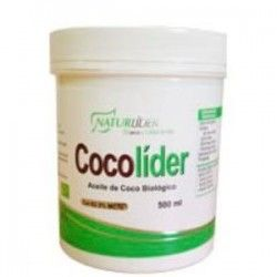 COCOLIDER aceite de coco biologico 500ml.