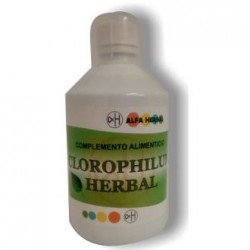 CLOROPHILUM HERBAL 500ml. (ALFA HERBAL)