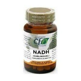 NADH 10MG CFN 30 CÁPSULAS