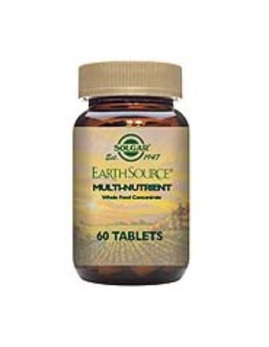 Earth Source 60 comprimidos Solgar